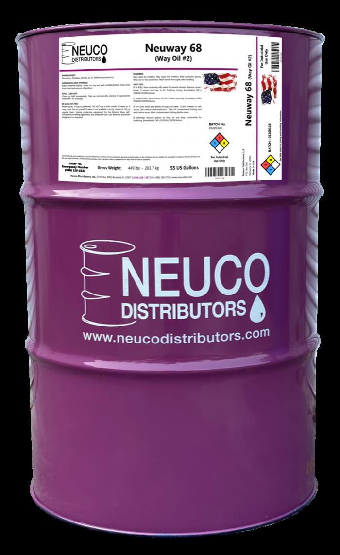 Neuco Neuway 68 – Drum (55 Gal)