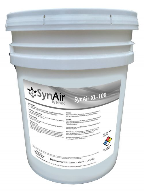 SynAir XL-100 bucket