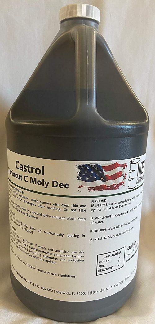 Castrol Veriocut C Moly Dee